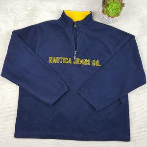 Nautica Jeans Co Fleece Sweater 1/2 Zip